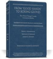 """From """"Good Hands"""" to Boxing Gloves"""