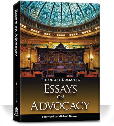 Essays on Advocacy