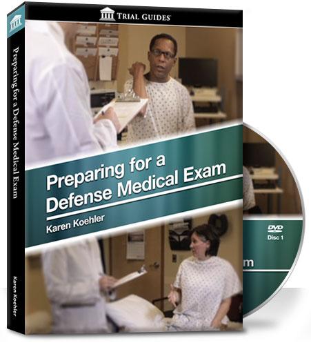 Preparing for a Defense Medical Exam