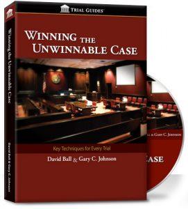 Winning the Unwinnable Case