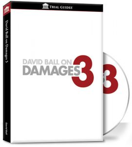 David Ball on Damages 3 Audiobook